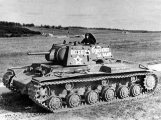 Действие тяжелых танков на территории Беларуси в годы Великой Отечественной войны.