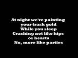 Fall Out Boy - This Ain't A Scene, It's An Arms Race Lyrics