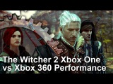 The Witcher 2 Xbox One Backward Compatibility Frame-Rate Test