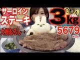 Kinoshita Yuka OoGui Eater STEAKS! and Daikon Oroshi Art