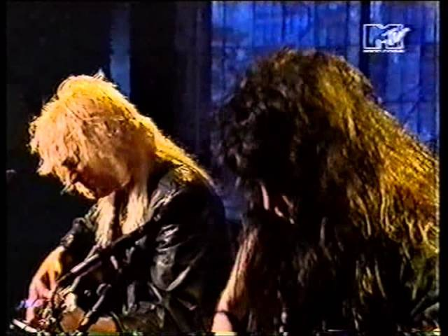 W.A.S.P.-The Idol (Live Acoustic 1992) HQ
