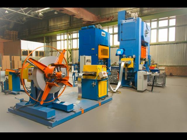 Автоматика в производстве газовых водонагревателей и котлов на заводе BaltGaz
