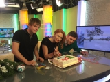 Лапландия - Программа «Хорошее-Утро», Телеканал «Санкт-Петербург»