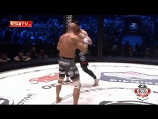 Mamed Khalidov vs. Aziz Karaoglu (hd)