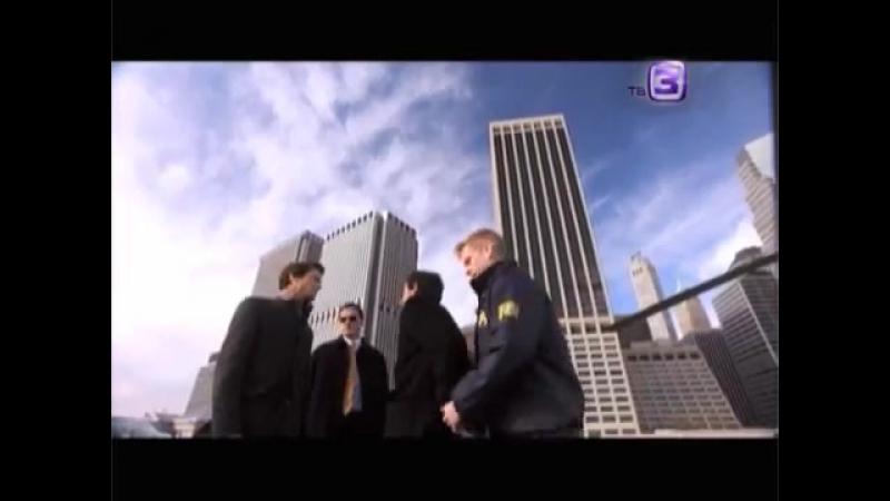 Белый воротничок/White Collar (2009 - 2014) Русский ТВ-ролик