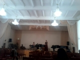 1 место на конкурсе концертмейстеров.Звать любовь не надо (ноты  kornilovanv2@mail.ru)