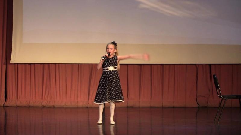 Сасько Арина на международном конкурсе Хрустальное сердце мира