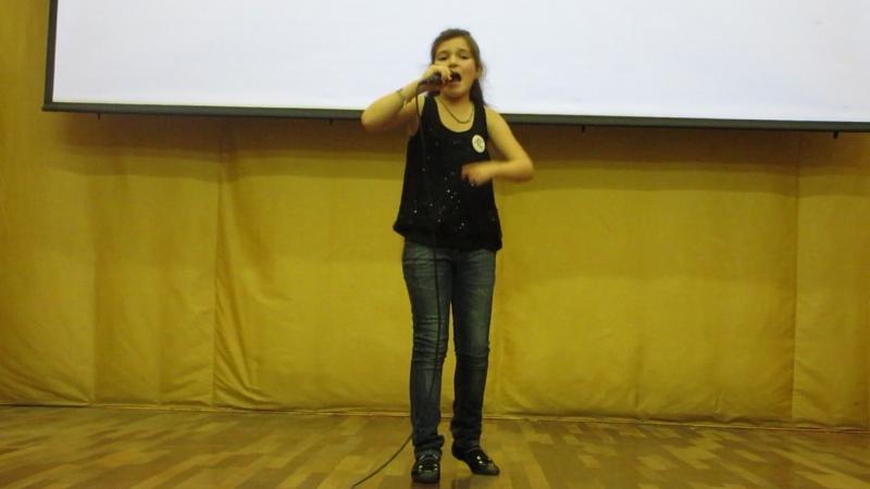 Лиза Кемоклидзе. Я падаю в небо