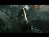 Геймплей Robinson: The Journey — VR-приключения от Crytek.