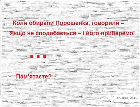 Порошенко демонтирует идеалы Майдана, - журналист - Цензор.НЕТ 5792
