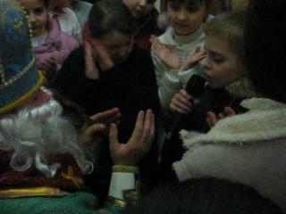 Вірші, пісні, загадки від дітей для Святого Миколая Пітура Олексій
