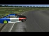 Drift Nissan Silvia S15 - Пробный дрифт (трасса)  SLRR
