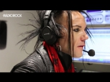 Jussi 69 & Ville Valo на Rock'N'Roll Circus, RadioRock (21.03.2016)