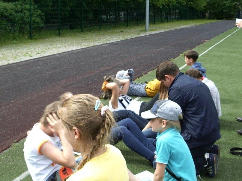 Летние спортивные лагеря. Сдача норм «ГТО»