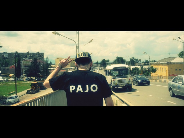 P a J o - Micროფონით ხელში Prod by MSB (Official Video)