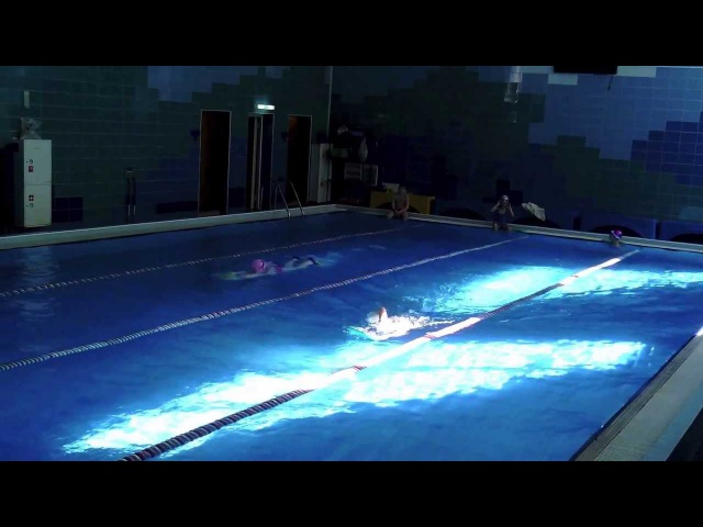 Ноги баттерфляй на уроках по плаванию с Постовым А.И.