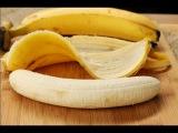 Необычное применение банановой кожуры