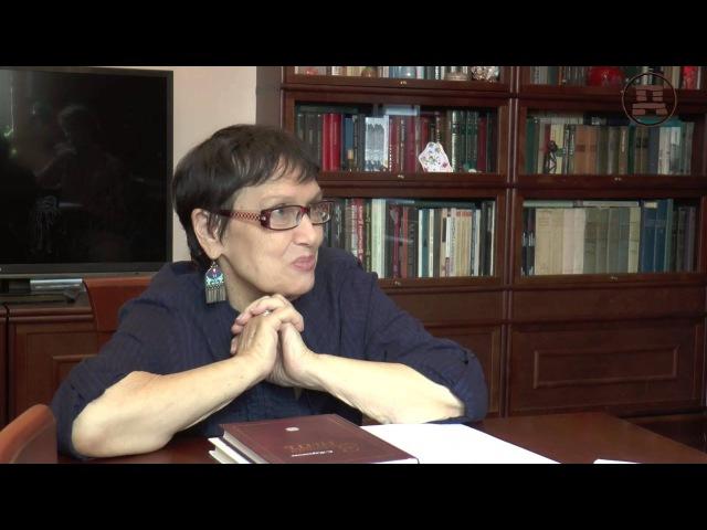 Жарникова - Русь хранит генофонд белой расы