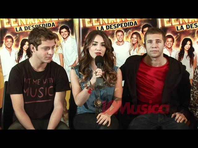 TeenAngels - Entrevista 10Musica