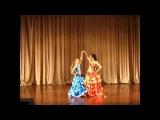 Anna Bobok and Gritsenko Elvira Gala-show