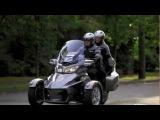 Can-Am Spyder 2012 - Полуавтоматическая 5-ступ. трансмиссия