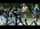 Драка один против троих Cоветы инструктора спецназа 4
