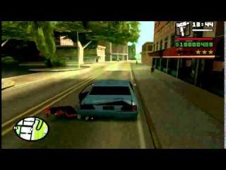 GTA San Andreas | Полный форсаж