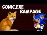 Прохождение Sonic.exe Rampage (RUS) v1.1.0 (Part 1) [Мммм, годнота подъехала :3]