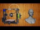 Наш новый помощник 3D принтер Our new helper - 3D printer