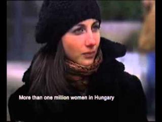 """Социальная реклама. Венгрия. Кампания """"Остановите насилие в отношении женщин"""", 2005. (""""Такси"""")"""