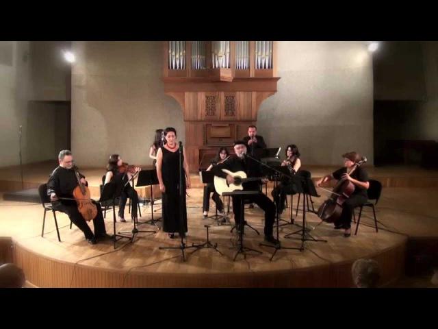 ԿՈՄԻՏԱՍ 145. ՎԵՐԱՊՐՈԻՄ, համերգ, մաս II KOMITAS 145. FEELING, concert, part II