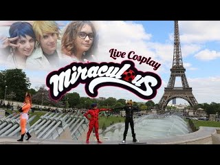 MIRACULOUS Live Cosplay - Ep01 - Volpina