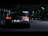 Nissan GT-R - King Of The Streets Godzilla R35 Tribute