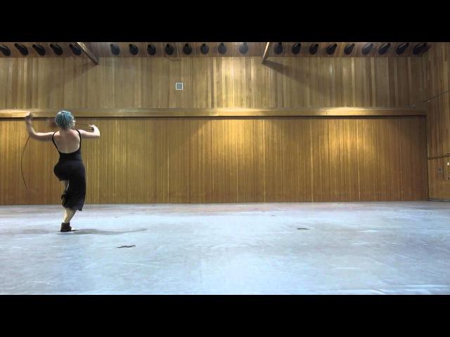 7213 Rope Dart Flow Practice (i)