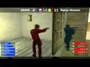 ESWC 2011 - Kuben vs. NaVi door bug