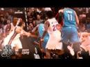 Kevin Durant Jams on Chris Bosh | MaxStone