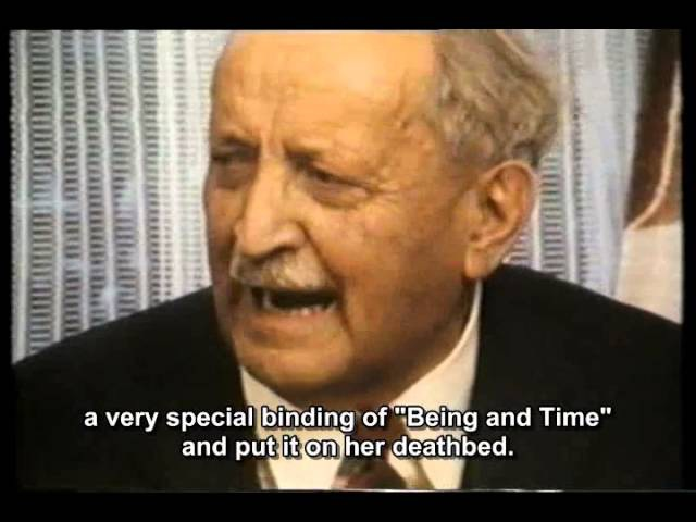 Der Zauberer von Messkirch: Martin Heidegger (English subtitles)
