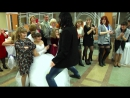 Веселая свадьба  Анастасии  и  Алексея