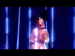 Sia - Alive (Live on The Graham Norton Show)