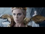 Эксклюзивный отрывок из фильма «Охотник. Зимняя война»: Кто из сестёр победит?