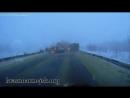 Жесткая авария на трассе Красноармейск-Саратов