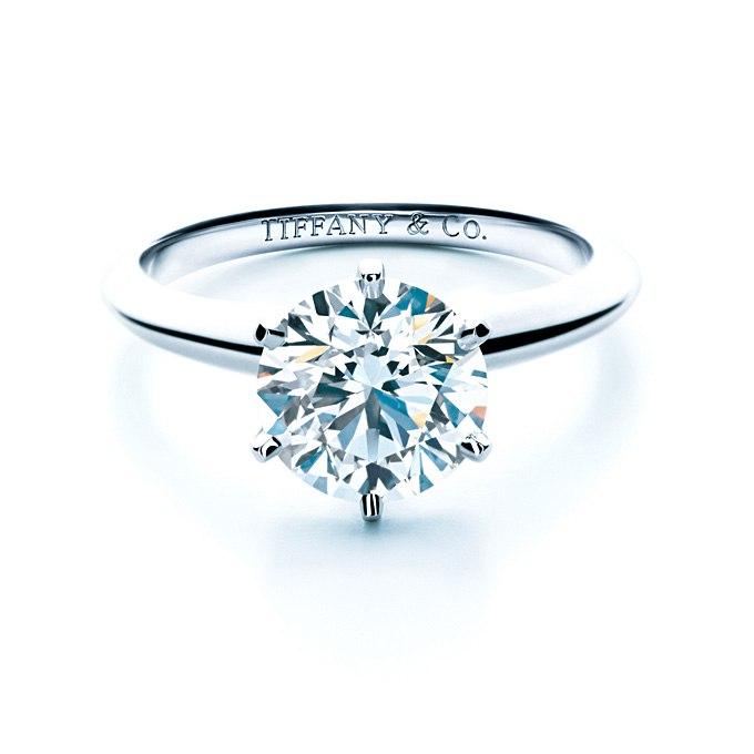 Eba YA9sv A - Обручальные кольца с бриллиантами круглой огранки (60 фото)