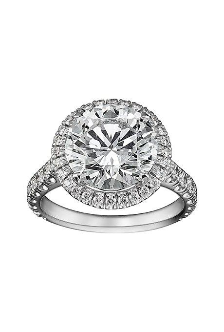 9oL2LQoYmQc - Обручальные кольца с бриллиантами круглой огранки (60 фото)
