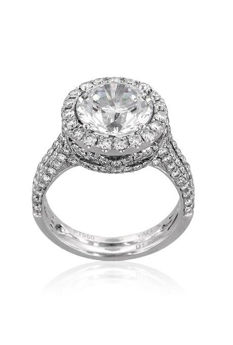 D9w3i3mtVKQ - Обручальные кольца с бриллиантами круглой огранки (60 фото)