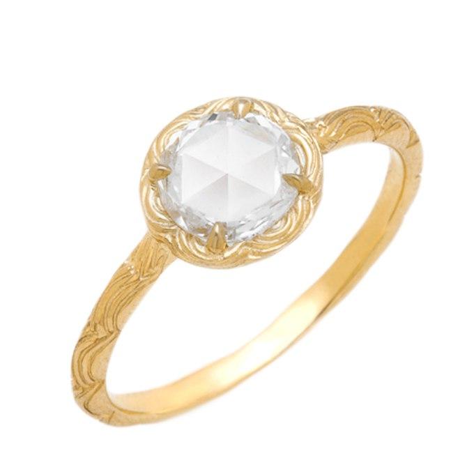 OqHLEETeBaA - Обручальные кольца с бриллиантами круглой огранки (60 фото)