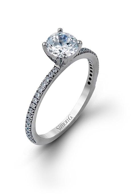 Zws 92aTLR0 - Обручальные кольца с бриллиантами круглой огранки (60 фото)