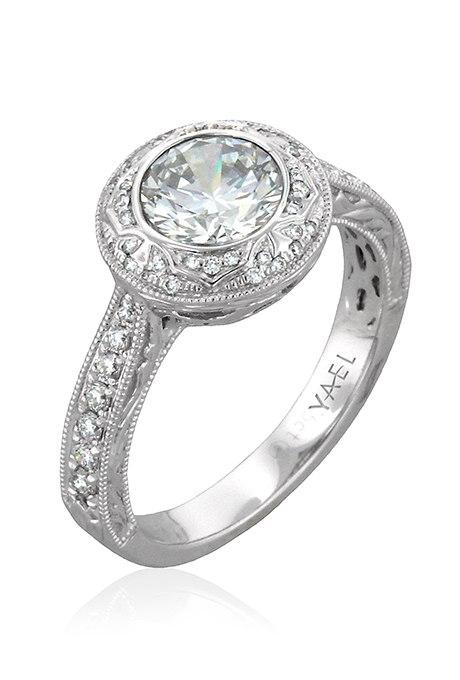 PqKytQPlfSk - Обручальные кольца с бриллиантами круглой огранки (60 фото)
