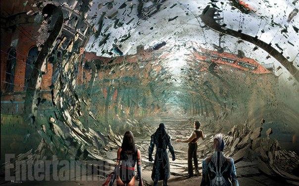 «Люди Икс: Апокалипсис». Концепт-арт о возросших силах Магнето