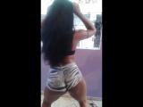 Kevylin Dançando Funk ess é Top Dançarina mulher melancia an
