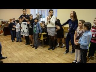 ТАБОР ВОЗВРАЩАЕТСЯ! Детская Цыганская школа